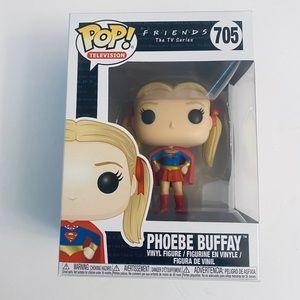 Funko Pop 90s Friends Pheobe Buffay SuperGirl